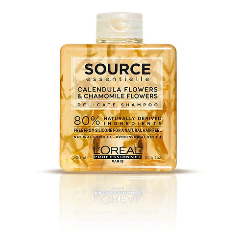 Wella Source Essential Calendula Flowers + Chamomile Delicate Shampoo 300ml