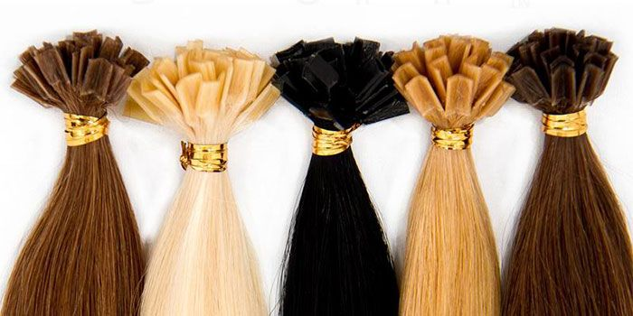 Prebonded hair extensions Passion