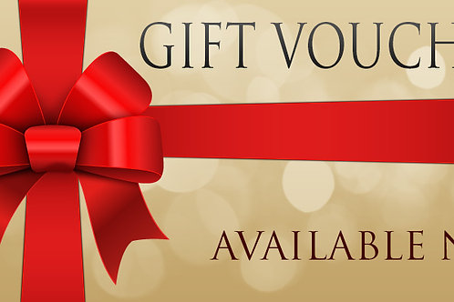 Passion Salon Gift Voucher ~ £25