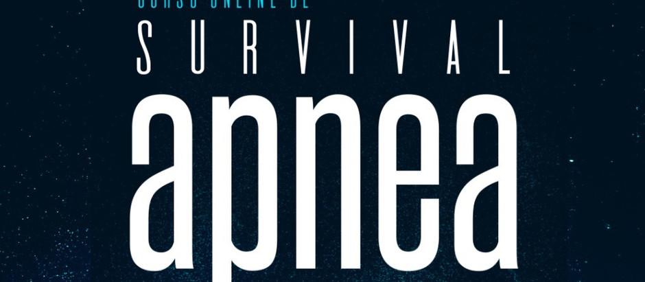 🌊SURVIVAL ¡Se viene el primer Curso de APNEA online!