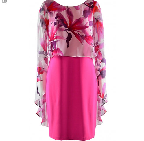 Frank Lyman pink dress