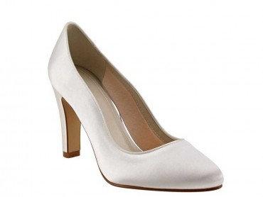 Ebony Dyeable Shoe