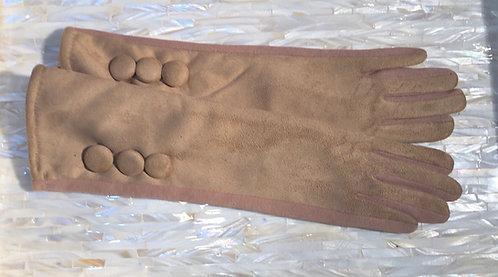 Light Brown/Camel Gloves