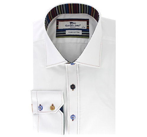 Claudio Lugli Mens Shirty you