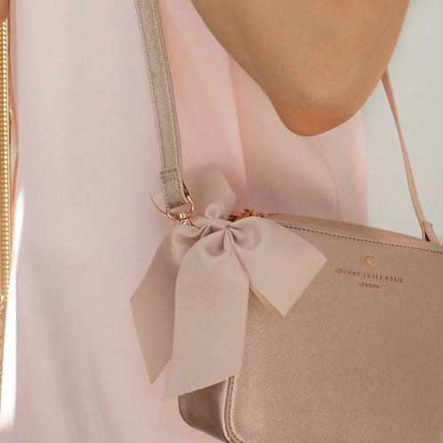 Rose Gold Crossbody Bag
