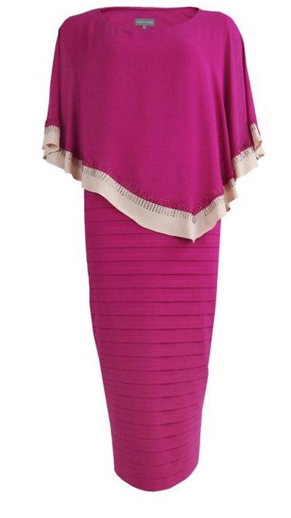 Personal Choice Fuschia Dress