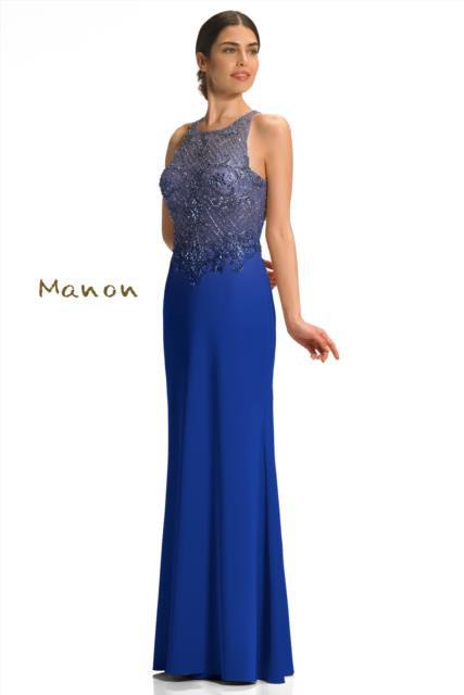 Royal Full Length Dress