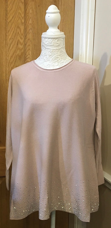 Pink Gem Jumper