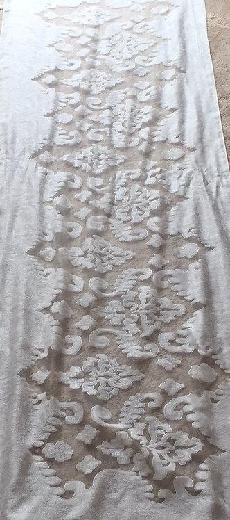 White scarf, wrap or sarong