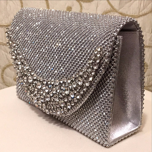 Silver Sparkle Handbag