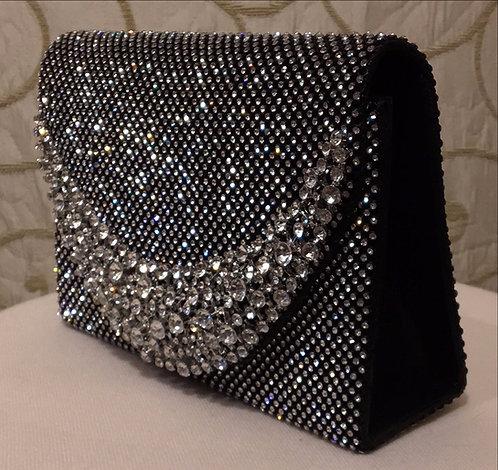 Black Sparkle Bag