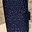 Thumbnail: Navy clutch bag