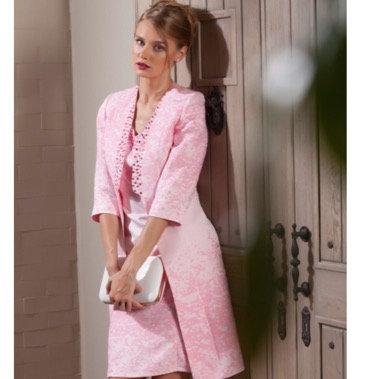 Lizabella Dress and Coat