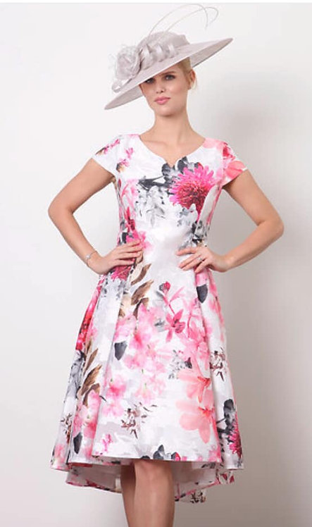 Lizabella Print Dress