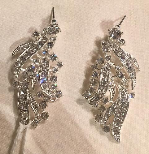 Sparkly Diamanté Earrings