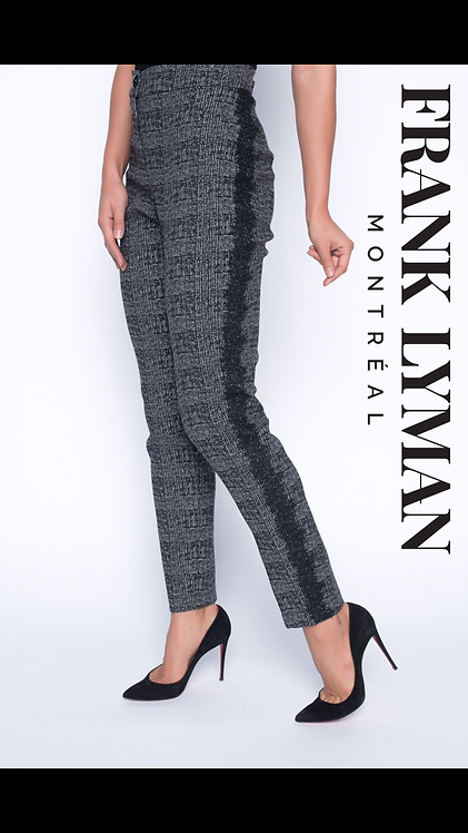 Frank Lyman Stretch check trouser