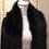 Thumbnail: Shawl with Faux Fur Collar