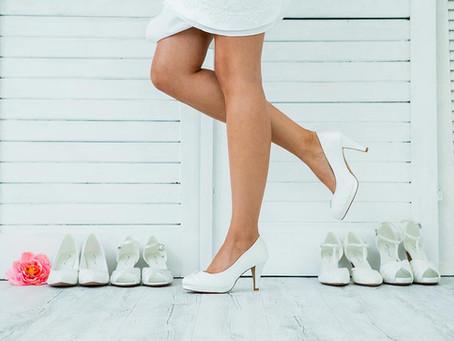 Brautschuhkauf - So findet ihr euren perfekten Schuh!
