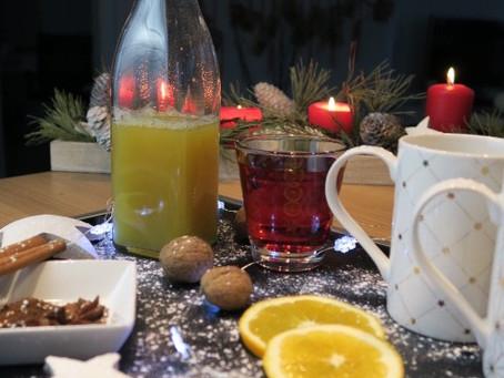DIY: 5 ultimative festliche Drinks für eure Winterhochzeit