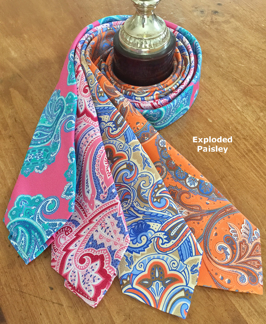 EXPLODED PAISLEY