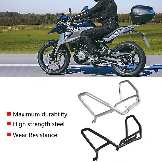 2pcs Motorcycle Engine Bumper Guard Cover Tank Protector for BMW G310GS 2017