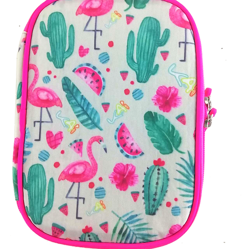 Kai Flamingo Party XL Pencil Case