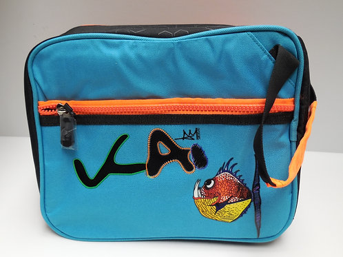 Kai Earth Amazonian Piranha Lunch Box