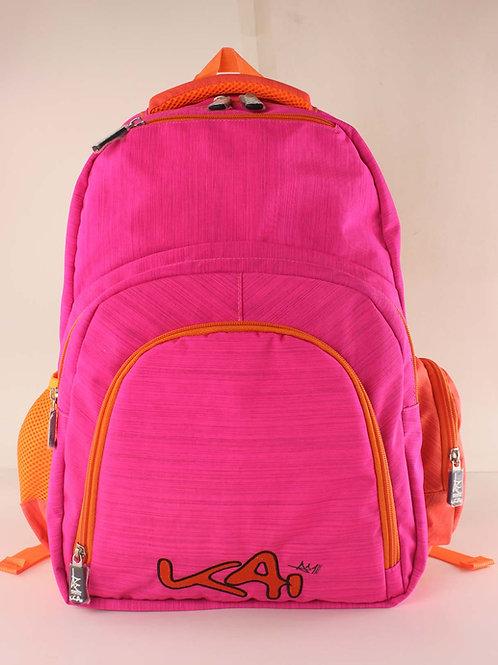 Kai Essentials Backpack - Pink & Orange