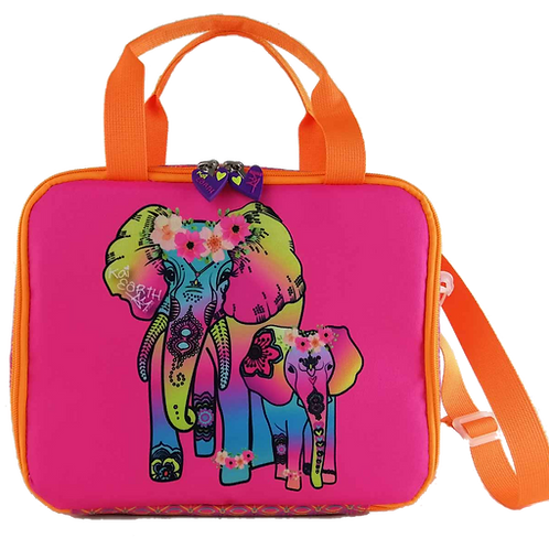 Kai Earth Didi Elephant Lunch Box
