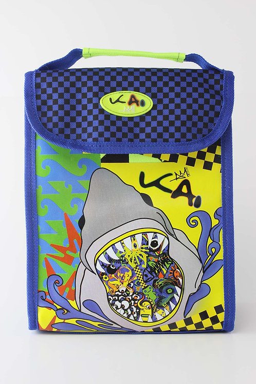 Kai Earth Shark Attack Lunch Box