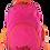 Thumbnail: Kai Essentials Backpack - Pink & Orange