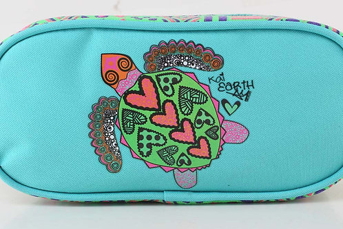 Kai Earth bubbly Turtle Pencil Case