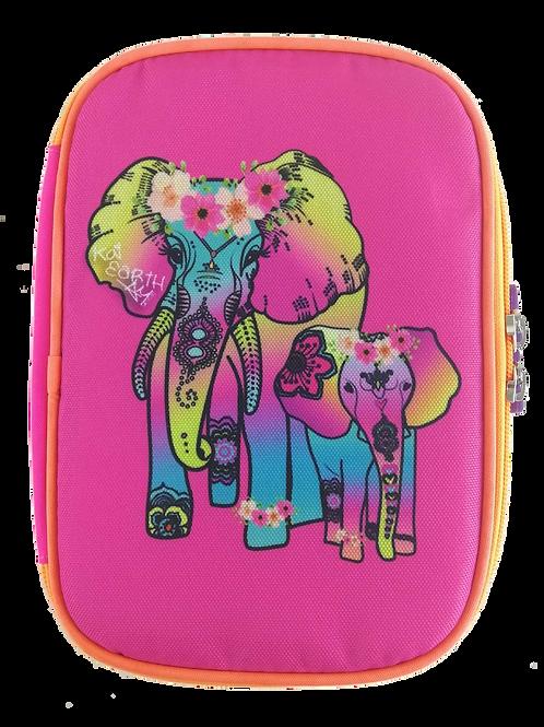 Kai Earth Didi Elephant XL Pencil Case