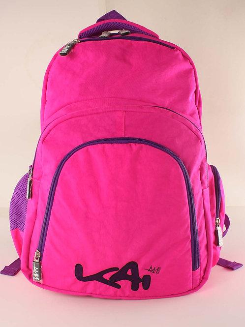 Kai Essentials Backpack - Pink & Purple