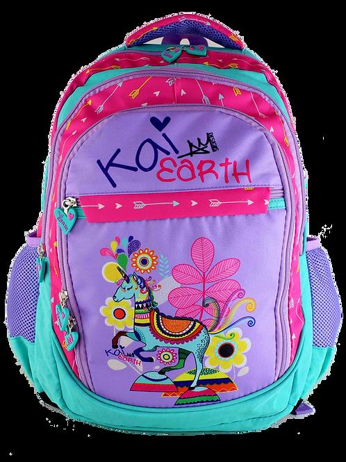 Limited Edition Kai Earth Magical Unicorn Backpack