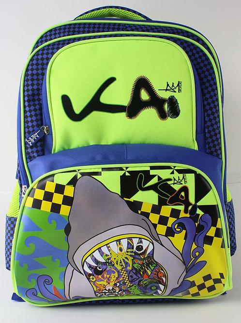 Kai Earth Shark Attack Backpack