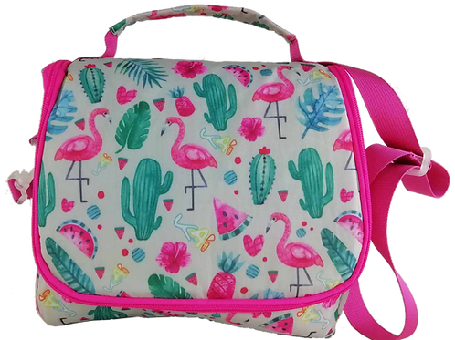 Flamingle Lunch Box