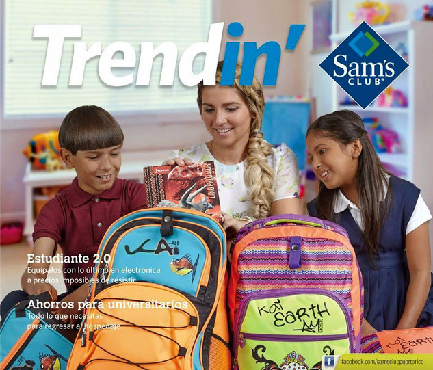 Check us out in Sams Club Special Back to School Edition!
