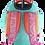 Thumbnail: Kai Earth Bubbly Turtle Convertible Roller