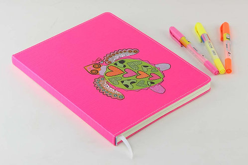 Kai Earth Bubbly Turtle Journal