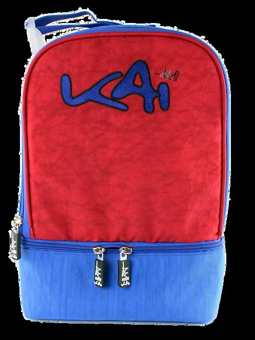 Essentials Lunch Box - Red & Blue