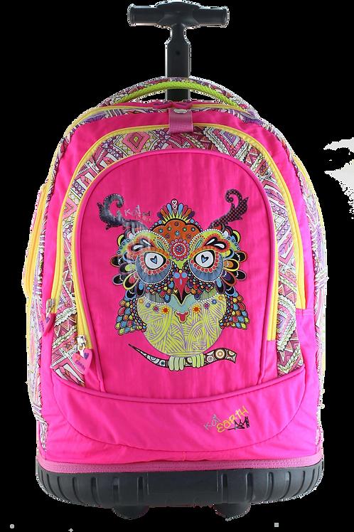 Kai Earth Doodle Owl Convertible Roller