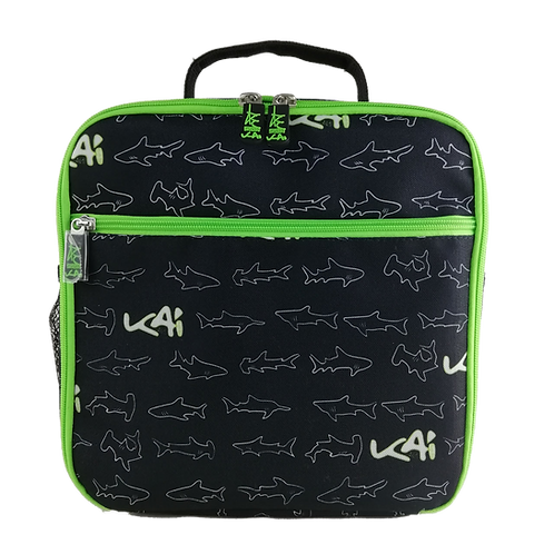 Kai Earth Shark Infested Waters Lunch Box