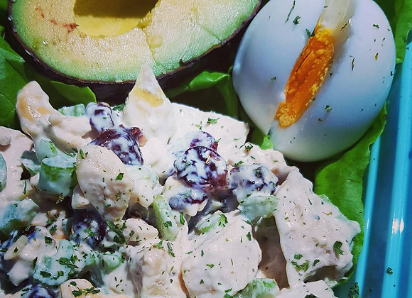 Chilled Out Chicken Salad