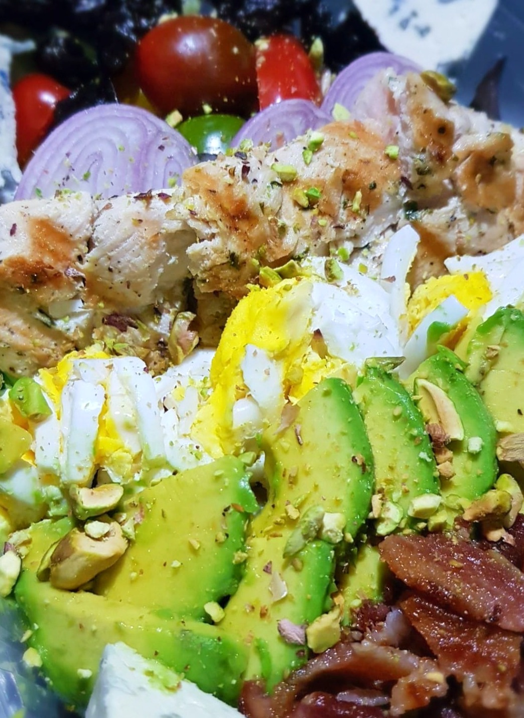 Kitchen Sink Cobb Salad