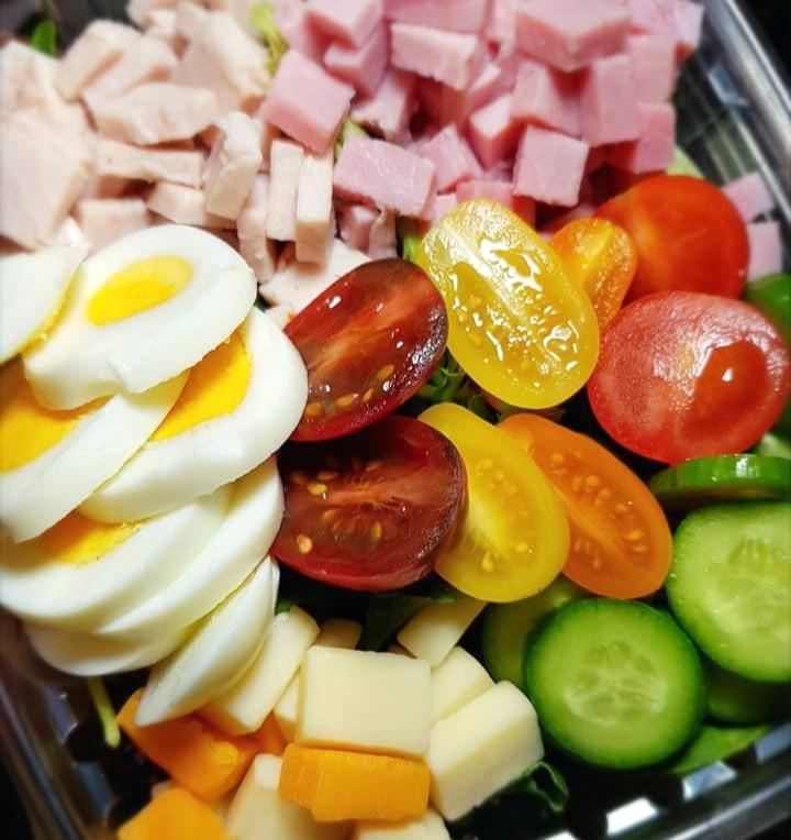 LOAD'd Chef Salad