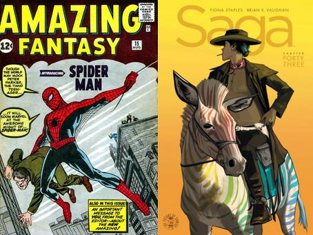 The Art of Comics