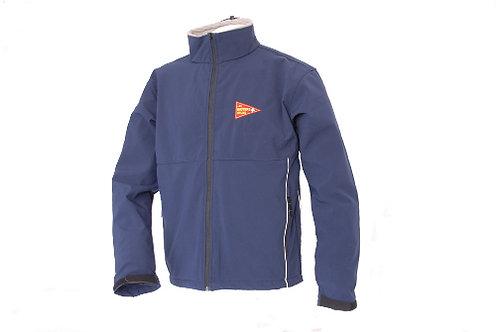 Softshell Jacke Blau