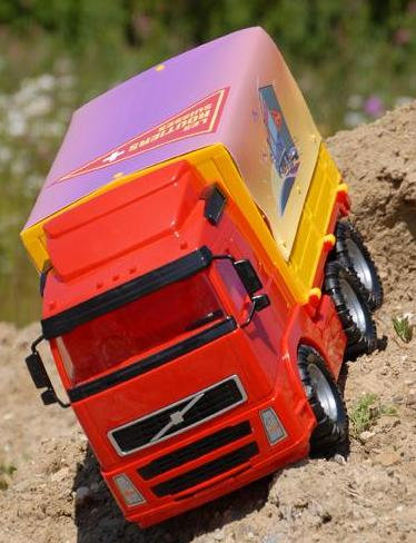 Lastwagenmodel - Spielzeug