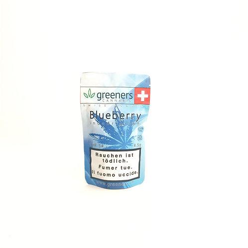 CBD Greeners Blueberry 4.5g